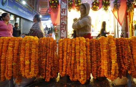 Marigold worth Rs 4 million imported in eastern Nepal