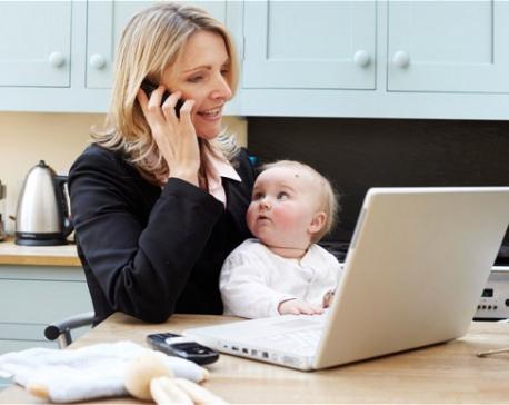 Women 'better at multitasking' than men, study finds