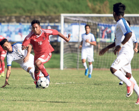 Nepal vows to conclude Qualifiers with win