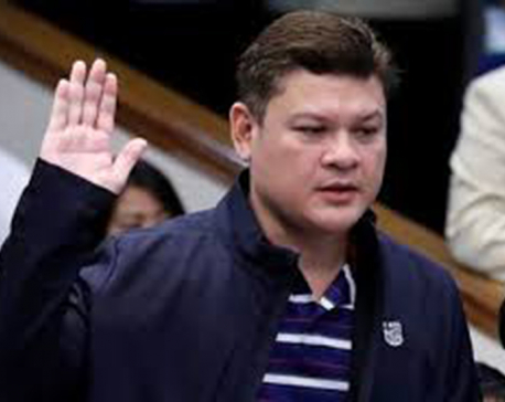 Philippine president's son denies links to $125-million drug shipment