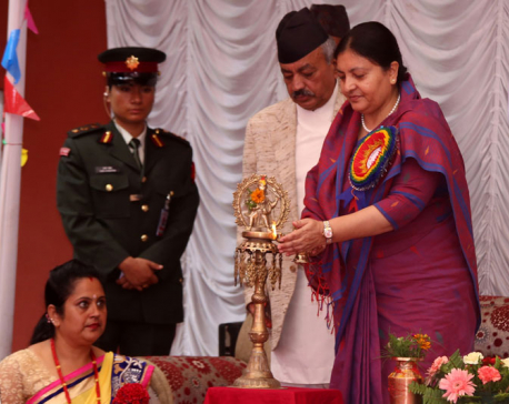 Investment should be increased in education sector: Prez Bhandari