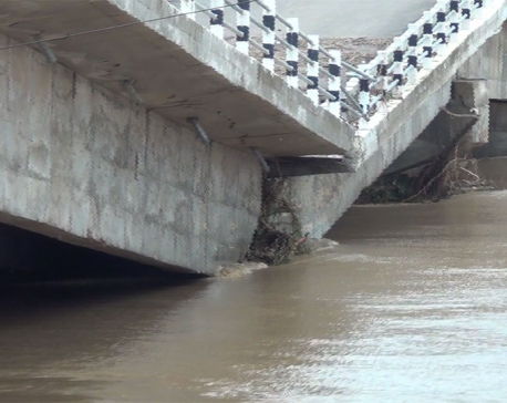 Reconstruction of damaged infrastructure delayed in Gulariya
