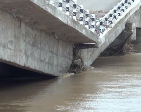 Reconstruction of damaged infrastructure delayed in Gulariya