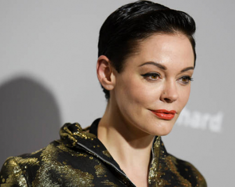 Rose McGowan gets caught up in sex tape scandal