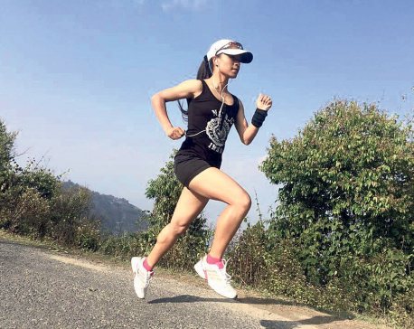 Running towards success
