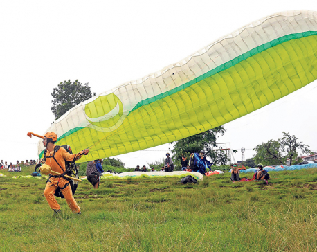 Sarangkot: A place for thrill in monsoon