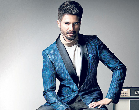 Working with Sanjay has been a privilege, says Shahid