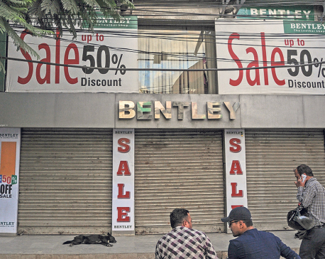 Supplies ministry seals four Durbar Marg stores for overpricing
