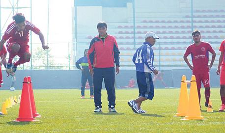 Deepak Gurung makes to it national squad