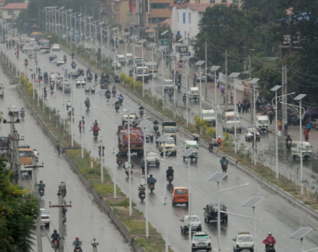 KMC set to install 1,085 solar street lights in Kathmandu Valley