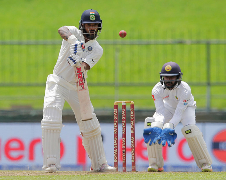 India 329-6 at stumps on day 1 of 3rd test vs. Sri Lanka