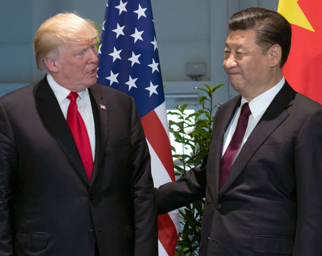 China appeals to Trump to avoid 'trade war'