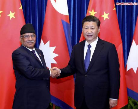China ready to build Nepal-China rail link: Xi