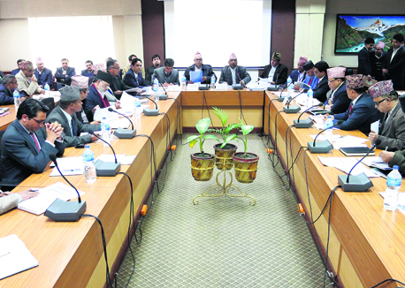 Review of  budgetary process urged