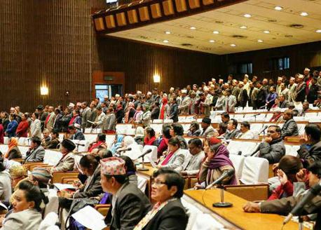 Amendment bill tabled amid oppn uproar