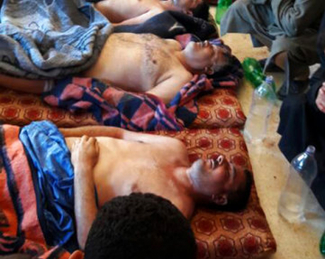 Israeli defense officials: Assad still has chemical weapons