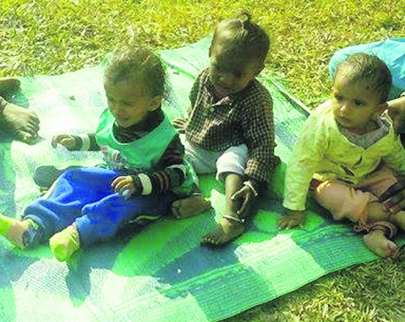 Malnutrition can affect affluent kids too