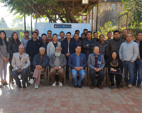 Survivors Nepal holds second AGM