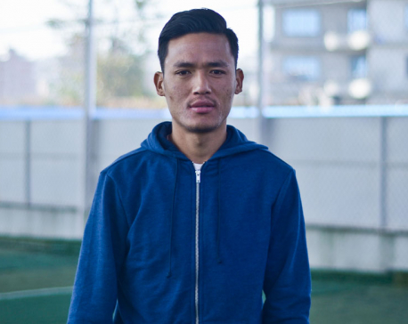 Bikram Lama: The pillar of national football team