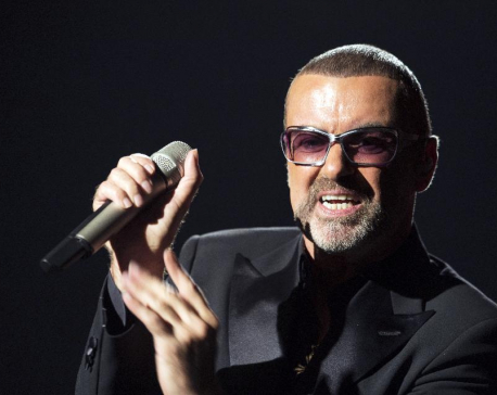 Hundreds of fans bid farewell to George Michael
