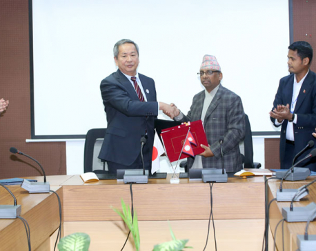 Japan agrees to provide Rs 1013 million grant