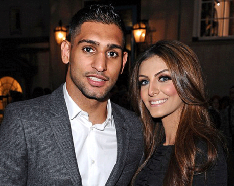 Amir Khan hopeful family feud will soon come to an end