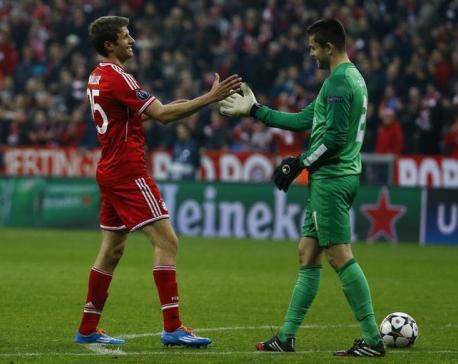 Arsenal get Bayern again, Barcelona meet PSG