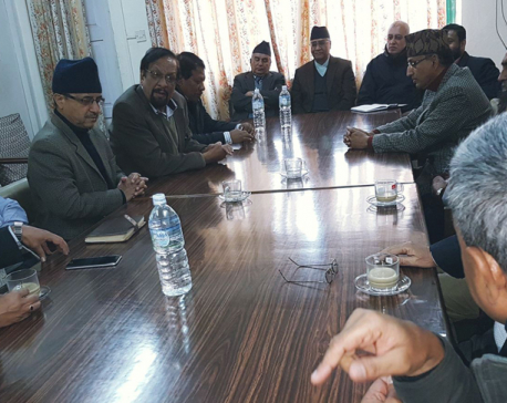 NC to press govt for announcing local polls