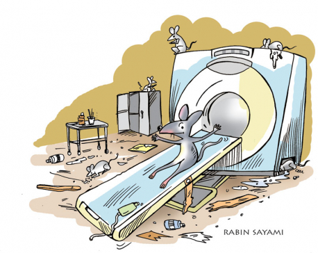 Medical equipment worth billions dumped by govt hospitals