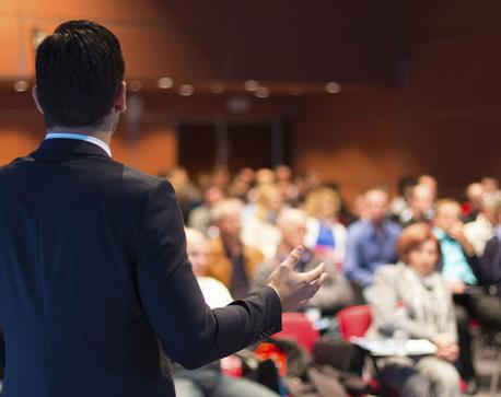 Reasons to start a speaking career