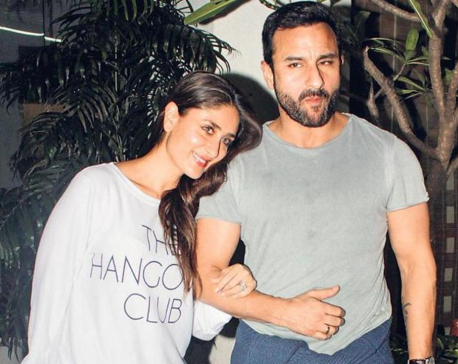 Kareena Kapoor, Saif Ali Khan welcome baby boy