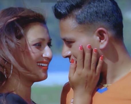 Nepali film 'Premi' hitting Kathmandu screens tomorrow