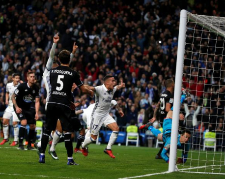 Ramos stages another late show to snatch dramatic win for Real