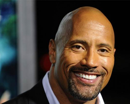 Dwayne 'The Rock' Johnson named People's 'Sexiest Man Alive'