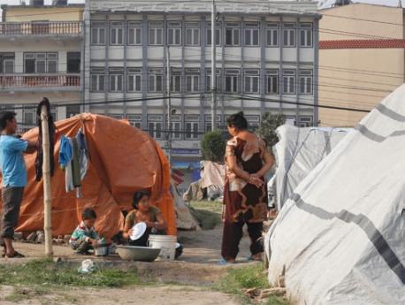 Fundamental human rights of quake victims at risk: NHRC