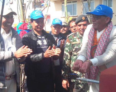 Changathali Drinking Water Project inaugurated