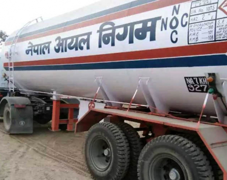 Nepali gas bullets stranded in India