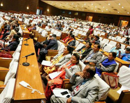 Opposition parliamentarians go on tirade against govt