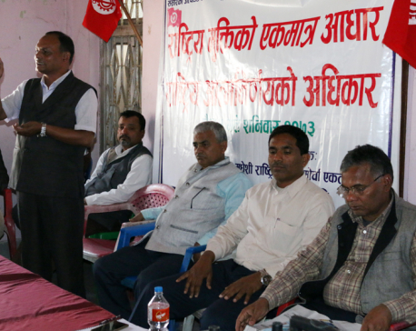 Government is committed to hold election in slated time: Matrika Yadav