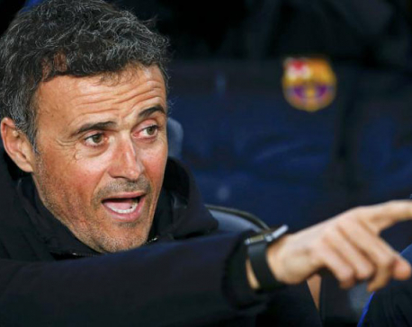 Luis Enrique to leave Barcelona at end of season