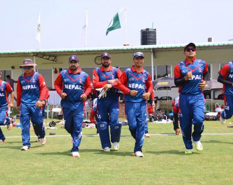 Nepal gets 258-run target to win Bangladesh