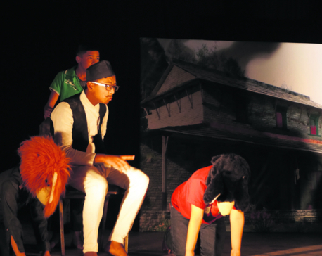 National Children Theater Festival concludes