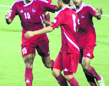 10-man Nepal thumped by Philippines