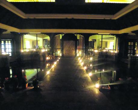 Hyatt Regency celebrates Earth Hour