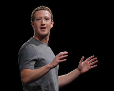 Facebook CEO Mark Zuckerberg's Twitter, Pinterest accounts hacked
