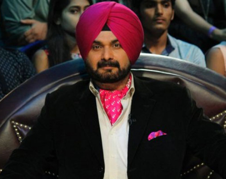 Navjot Singh Sidhu quits 'The Kapil Sharma Show'