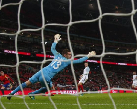 Spain fight back to snatch draw with England