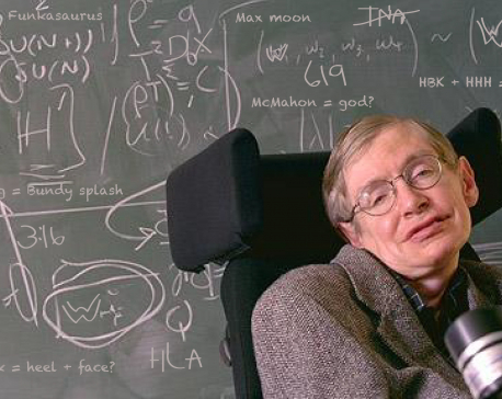 Humanity should be wary of responding to aliens, warns Stephen Hawking
