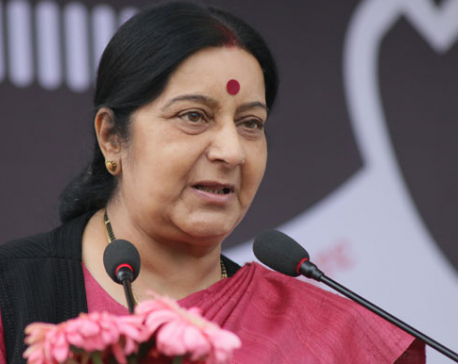 Indian Foreign Minister Swaraj undergoes dialysis after kidney failure
