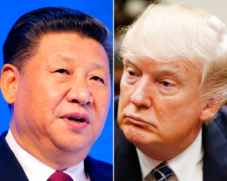 Trump presses China on NKorea; another bluff could hurt him
